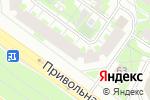 Схема проезда до компании Дар-Авто в Москве