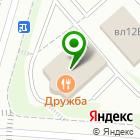 Местоположение компании Спортишка