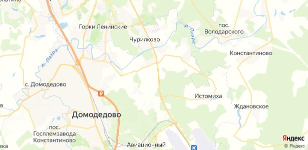 Воеводино на карте