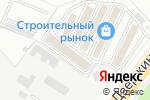 Схема проезда до компании Древоград в Котельниках