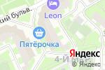 Схема проезда до компании Бирхаус в Москве