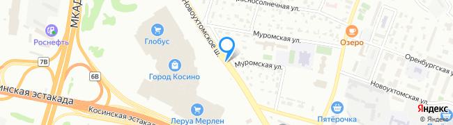 Новоухтомское шоссе