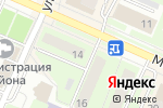 Схема проезда до компании Mobiclinic в Пушкино