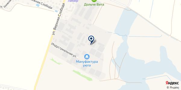 СпецТрансСервис на карте Острове