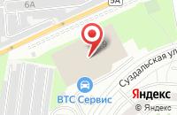 Схема проезда до компании Турбо-Ойл в Москве