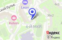 Схема проезда до компании СПОРТИВНЫЙ КЛУБ КОЛГАНОВ в Москве