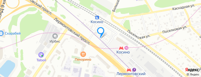 Жулебинская улица