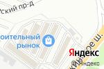 Схема проезда до компании Краски.ру в Котельниках
