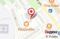 Схема проезда до компании Ожиком в Дзержинском