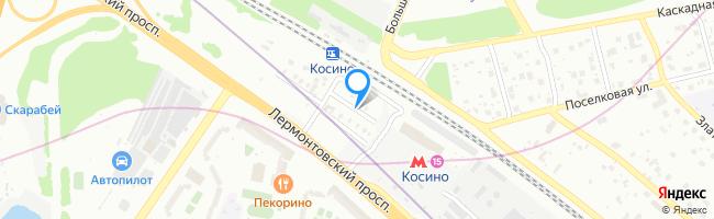 Жулебинский проезд