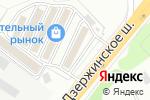 Схема проезда до компании Лидер Авто в Котельниках