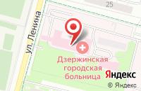 Схема проезда до компании Угреша-Некрополь в Дзержинском