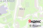 Схема проезда до компании Аспект авто в Москве