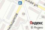 Схема проезда до компании Магазин овощей и фруктов в Пушкино