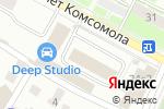Схема проезда до компании АльфаГАЗ-Пушкино в Пушкино