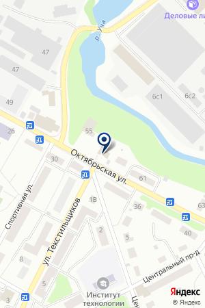 ПРОИЗВОДСТВЕННАЯ ФИРМА ПУШКИНСКИЙ ТЕКСТИЛЬ на карте Пушкино