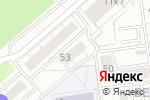 Схема проезда до компании Почта Банк в Котельниках