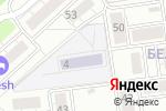 Схема проезда до компании Средняя общеобразовательная школа №3 в Котельниках