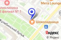 Схема проезда до компании АПТЕКА В ЖУЛЕБИНО в Москве