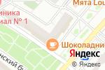 Схема проезда до компании Магазин овощей в Москве