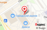 Схема проезда до компании ВЕЛИС-окна в Дзержинском