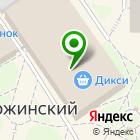 Местоположение компании Магазин авторской бижутерии на ул. Дмитрия Донского площадь