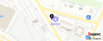 Долус, ЗАО на карте Москвы