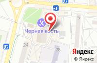 Схема проезда до компании Обувной Двор в Дзержинском
