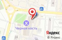 Схема проезда до компании Банк Возрождение в Дзержинском