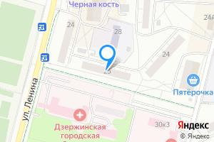 Сдается двухкомнатная квартира в Дзержинском ул. Ленина, 25