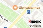 Схема проезда до компании OKEY English в Москве