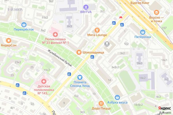 Ремонт телевизоров Хвалынский бульвар на яндекс карте