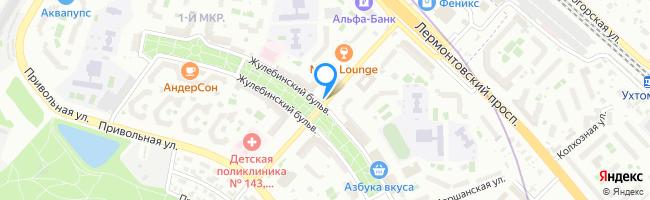 Хвалынский бульвар