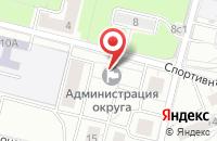 Схема проезда до компании Темп в Дзержинском
