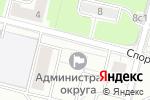 Схема проезда до компании Совет депутатов г. Дзержинского в Дзержинском