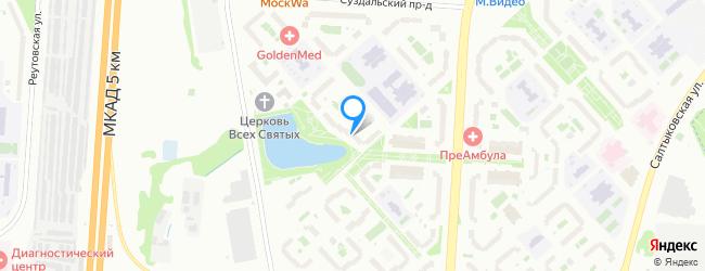 просека Казанский 1-й