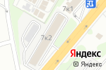 Схема проезда до компании Тех-Стар в Котельниках