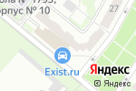 Схема проезда до компании LinzОчки в Москве