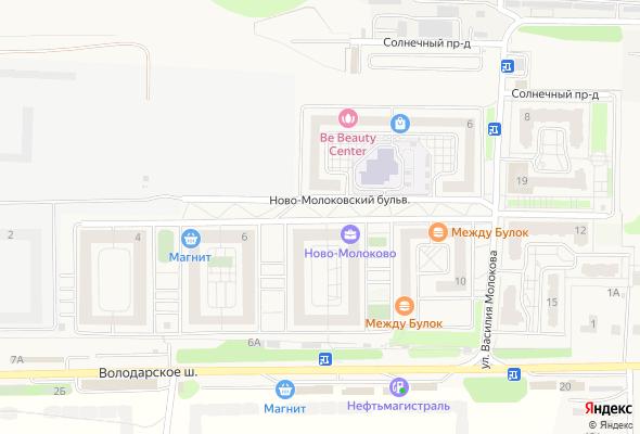 ЖК Ново-Молоково