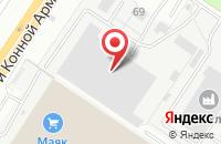 Схема проезда до компании Старооскольский хлебо-хладокомбинат в Старом Осколе