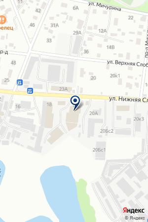 СТРОИТЕЛЬНАЯ ФИРМА ЭНЕРГОСТРОЙСЕРВИС-ЛЮКС на карте Пушкино