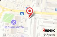 Схема проезда до компании Багира-Ломбард в Дзержинском