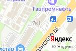 Схема проезда до компании Магазин автозапчастей на Дзержинском шоссе в Котельниках