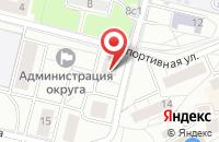 Схема проезда до компании Окна Стрит в Дзержинском
