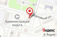 Схема проезда до компании OZON.ru в Дзержинском