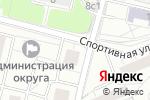 Схема проезда до компании PUPER.RU в Дзержинском