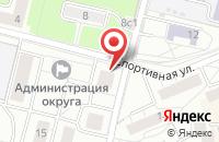 Схема проезда до компании Точка Любви в Дзержинском