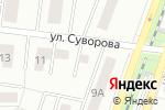 Схема проезда до компании Qiwi в Королёве