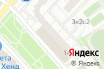 Схема проезда до компании Мияки в Котельниках