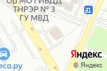 Схема проезда до компании АвтоСпаСтудия в Москве